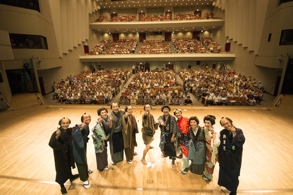 20周年記念公演 浅草公会堂 大入り満員ありがとうございました!